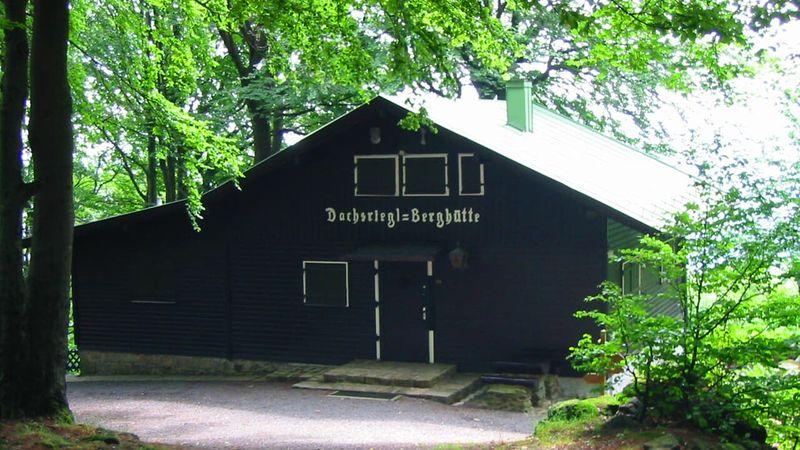 Dachsriegelberghütte