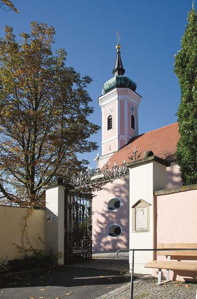 Kreuzkirche Furth im Wald