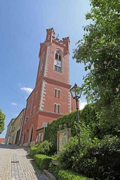Lohnenswert ist beim Museumsbesuch die Besteigung des Further Stadtturm mit fantastischem Rundblick.