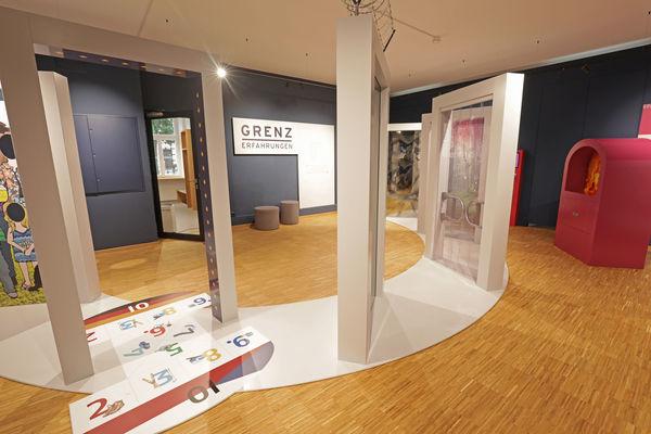 Landestormuseum Heimat - Grenze - Drache