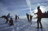 Winterspaß im Langlaufgebiet Gibacht-Čerchov-Voithenberg