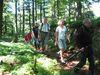 Wandererlebnis am Cerchov bei einem Tagesausflug mit dem Wanderführer