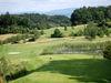 Satte Greens und Teichbiotope auf dem Panorama-Golfplatz in Furth im Wald