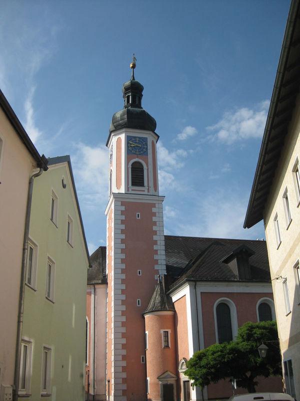 Pfarrei Furth Im Wald