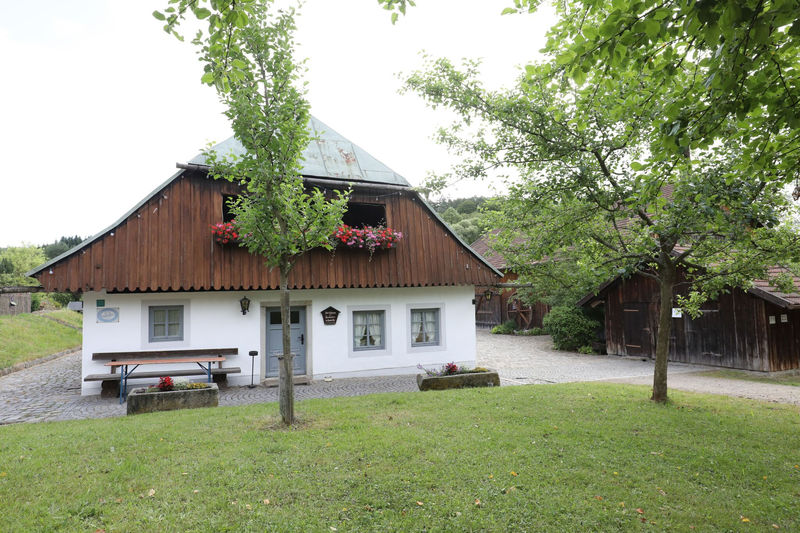 Voithenberghammer mit Museumsstadel