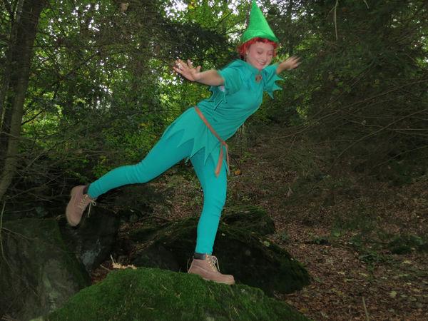 Peter Pan im Programm der Waldbühne