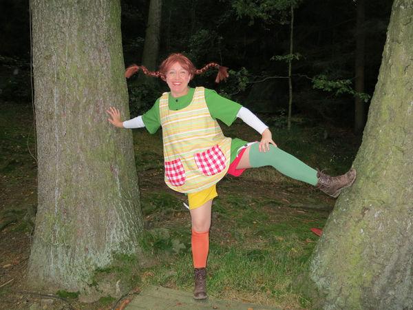 Pippi Langstrumpf im Programm der Waldbühne