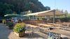Biergarten im Kurpark Bad Rotenfels