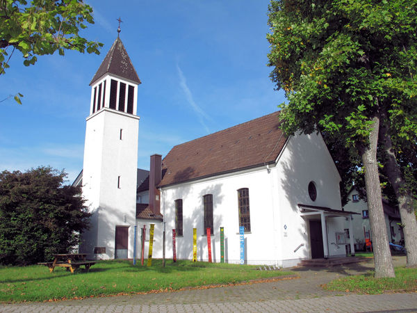 Radfahrerkirche in Gaggenau-Hörden