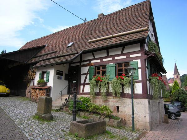 Heimatmuseum in Gaggenau-Michelbach