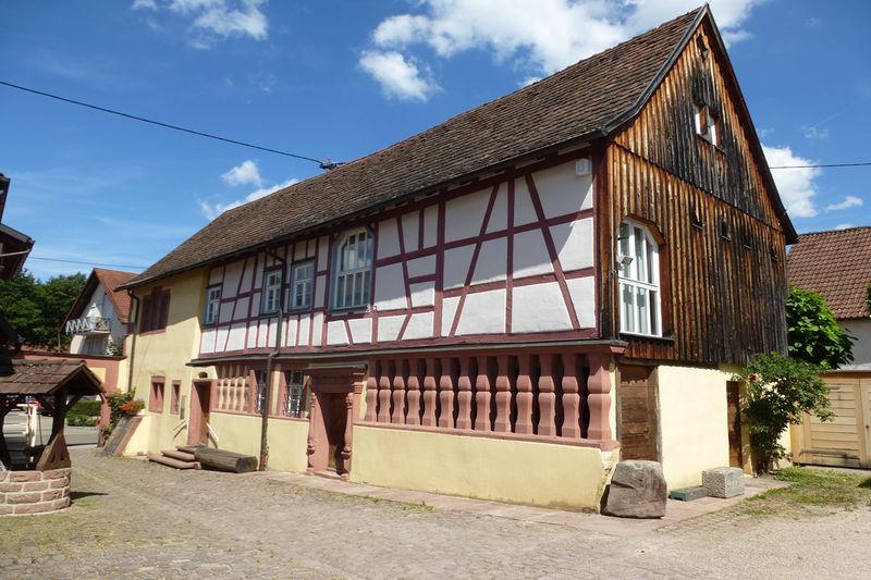 Flößermuseum Haus Kast in Gaggenau-Hörden
