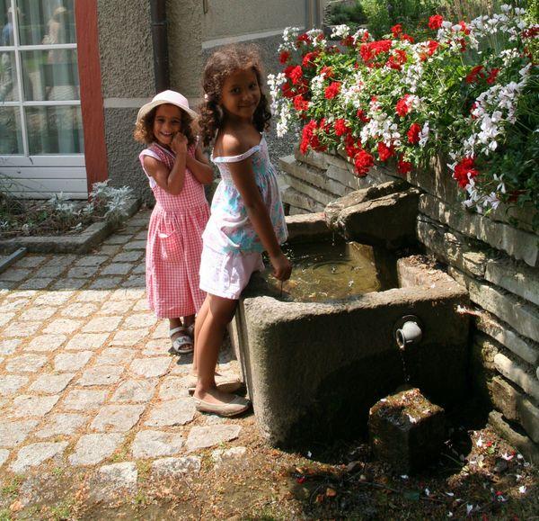 Kinder entdecken das Hesse Museum