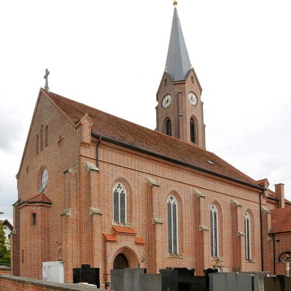 Kirche St. Vitus in Gammelsdorf