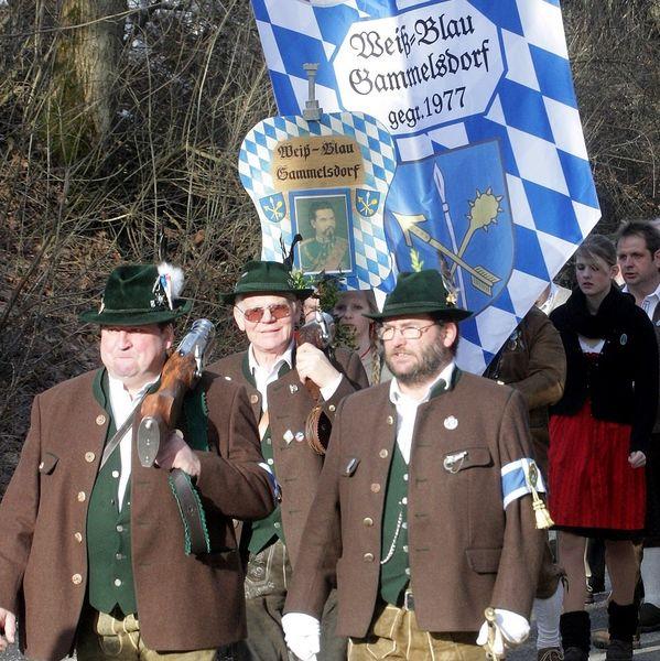 Patriotentreffen Weiß-Blau Gammelsdorf