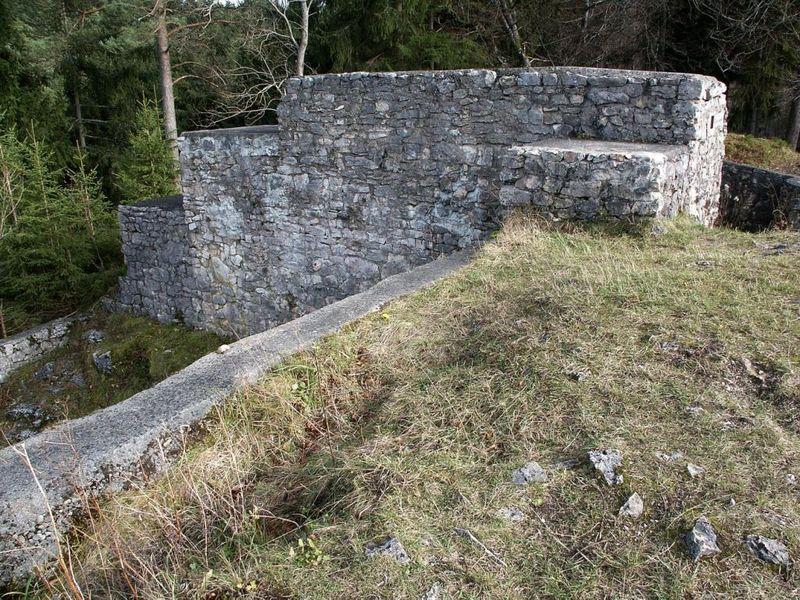 Burgruine Schloss Baldenstein