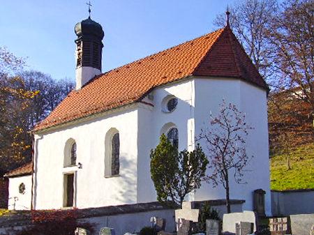 Josefskapelle in Bronnen