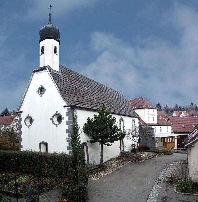 Michaelskapelle Gammertingen