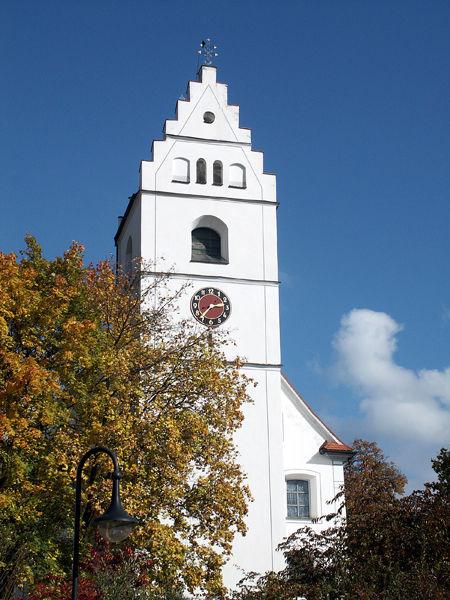St. Leodegar Kirche in Gammertingne