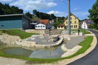 Themenspielplatz in Gammertingen