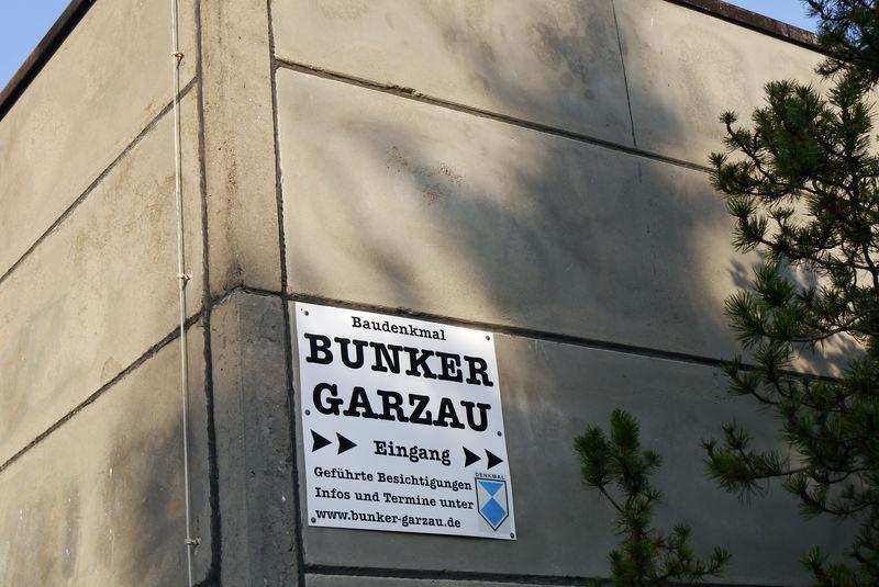 Bunker Garzau, Foto: Andreas Jautze