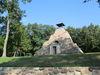 Pyramide Garzau, Foto: Sandra Ziesig