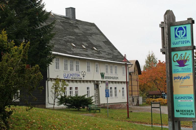 Ansicht Glas- und Wilderermuseum Gehlberg