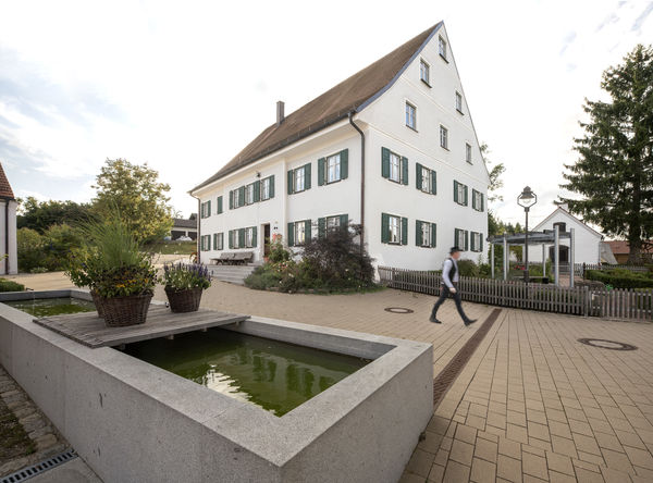 Das Trachtenkulturzentrum in Holzhausen