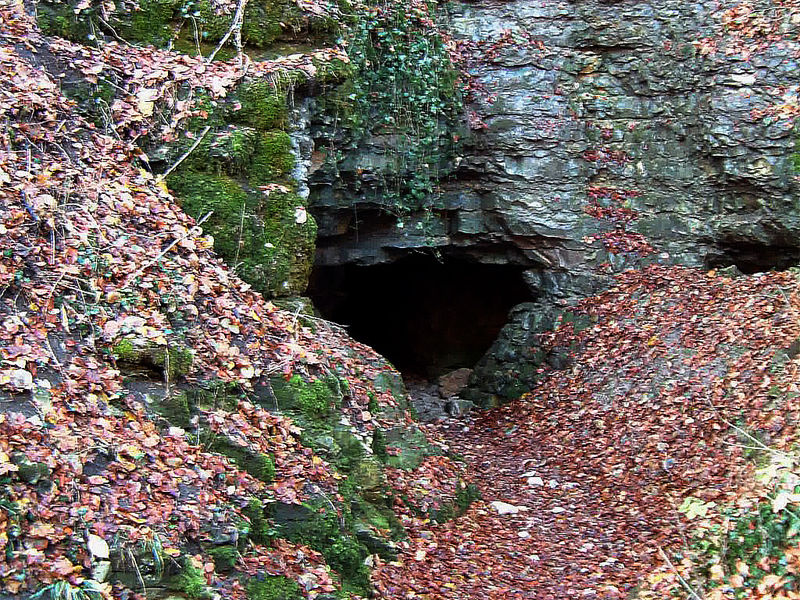 Mordloch im Roggental bei Böhmenkirch-Steinenkirch
