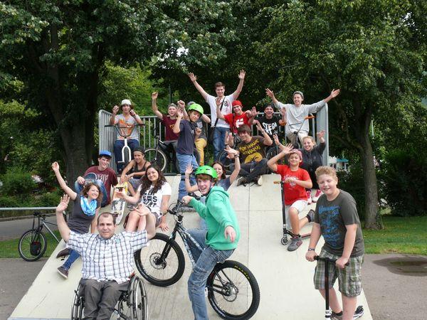 Projektgruppe Skatepark Geislingen