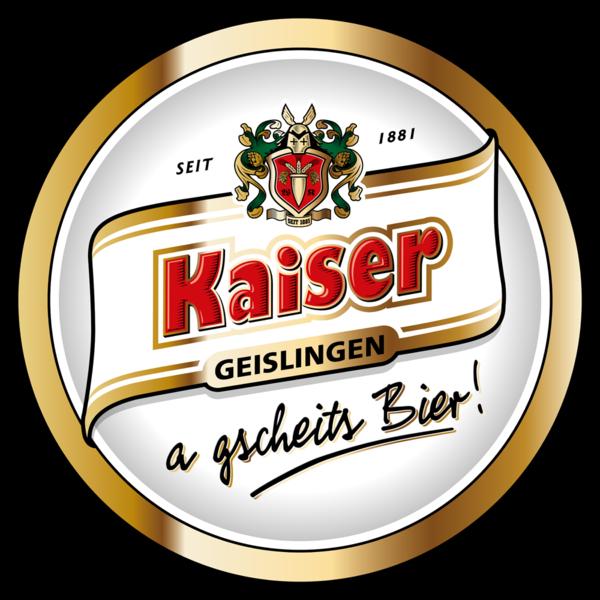 Logo der Kaiser-Brauerei