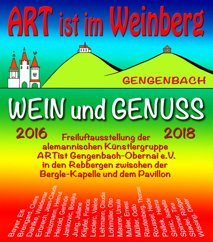 ARTist im Weinberg