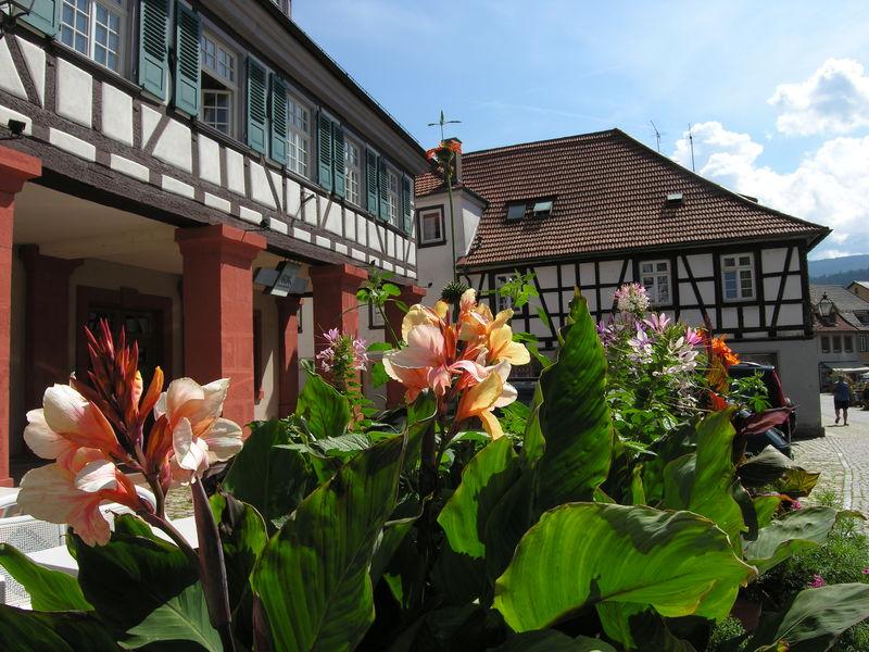 Altes Kornhaus in Gernsbach im Murgtal