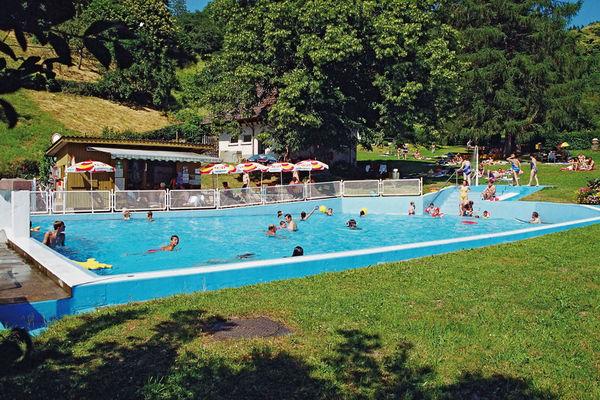 Schwimmbad in Gernsbach-Lautenbach