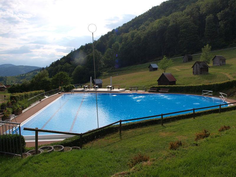 Schwimmbad in Gernsbach-Reichental
