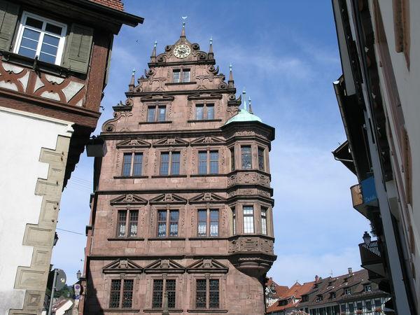 Gernsbach - Altes Rathaus