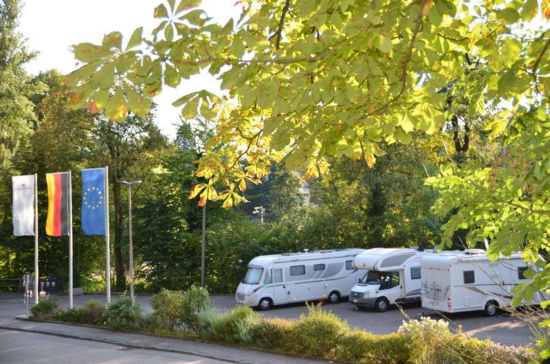 Gernsbach - Wohnmobilstellplatz Murginsel