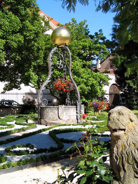Katz'scher Garten in Gernsbach