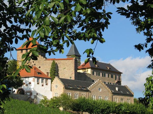 Schloss Eberstein in Gernsbach