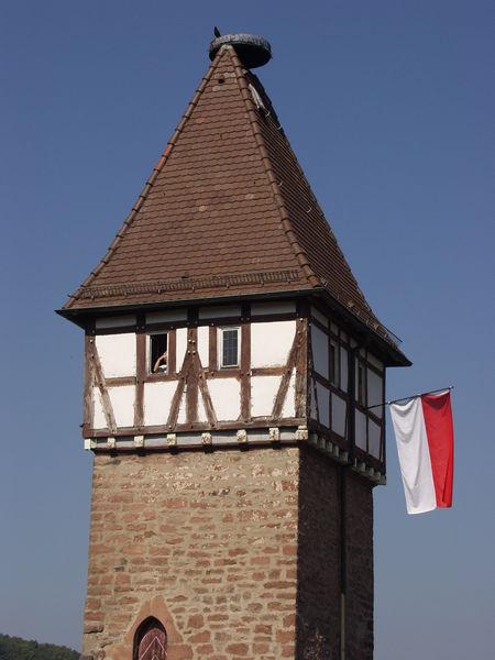Storchenturm - Gernsbach Altstadt