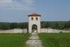 Torhaus der Römervilla in Reinheim