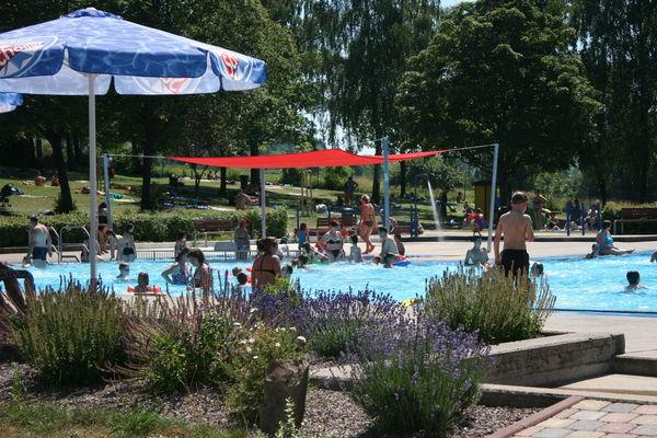 Schwimmbad Walsheim