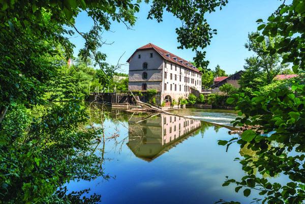 Keramikmuseum Bliesmühle