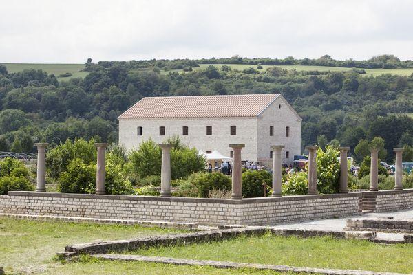 Europäischer Kulturpark in Reinheim