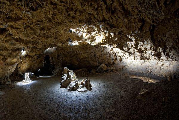 Zwergengrotte in der Charlottenhöhle
