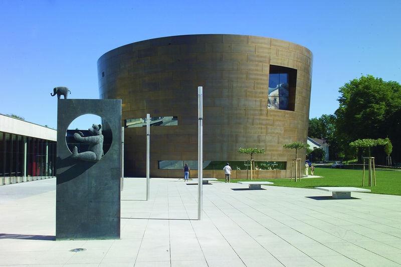 Steiff Museum Außenansicht