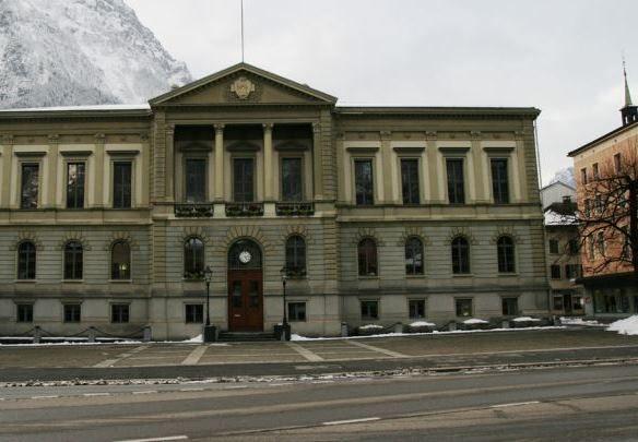 Geo-Stadtspaziergang Glarus