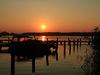 Abendsonne am Campingverein Glower See, Foto: Frank Kühl