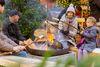 Kinderprogramm Stockbrotbacken auf der Göppinger Waldweihnacht