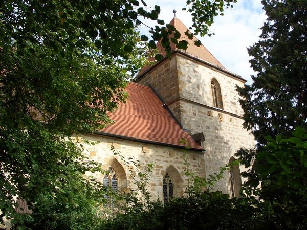 Barbarossakirche in Göppingen