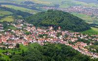 Göppingen_Hohenstaufen_Berg und Ort